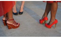 Как выбрать удобные туфли на лето