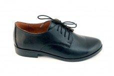 Женские черные туфли Арт. 80-01