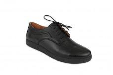 Женские черные туфли Арт. 86-1