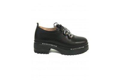 Женские черные туфли Арт. 1777-01