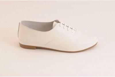 Женские белые туфли Арт. 342-05