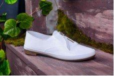 Женские белые туфли Арт. 347-05