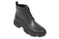 Женские черные ботинки Арт. 355-01