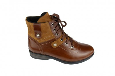 Ботинки М-552 коричневый