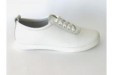 Женские белые кеды Арт. 920-05