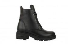Женские черные ботинки Арт. 1330-01